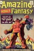 Amazing Adult Fantasy (1961) 9