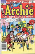 Archie at Riverdale High (1972) 109