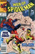 Web of Spider-Man (1985 1st Series) 57