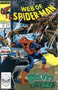 Web of Spider-Man (1985 1st Series) 51