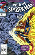 Web of Spider-Man (1985 1st Series) 61