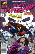 Web of Spider-Man (1985 1st Series) 63