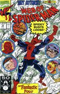 Web of Spider-Man (1985 1st Series) 76