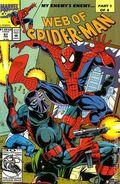 Web of Spider-Man (1985 1st Series) 97