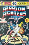 Freedom Fighters (1976 DC) 1