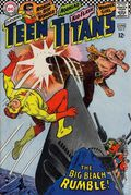 Teen Titans (1966 1st Series) 9