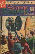 Strange Suspense Stories (1967 Charlton) 1
