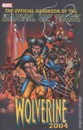 Official Handbook of the Marvel Universe Wolverine (2004) 2004