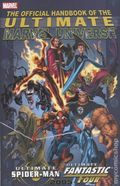 Official Handbook of the Ultimate Marvel Universe (2005) Spider-Man/Fantastic Four 2005