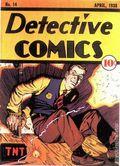 Detective Comics (1937 1st Series) 14