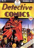 Detective Comics (1937 1st Series) 22
