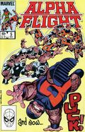 Alpha Flight (1983 1st Series) 5