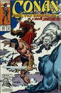Conan the Barbarian (1970 Marvel) 258