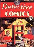 Detective Comics (1937 1st Series) 24