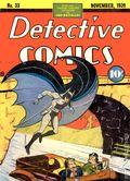 Detective Comics (1937 1st Series) 33