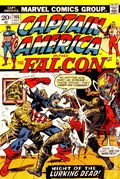 Captain America (1968 1st Series) 166