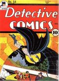 Detective Comics (1937 1st Series) 54