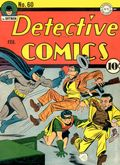 Detective Comics (1937 1st Series) 60