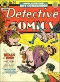 Detective Comics (1937 1st Series) 74