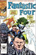 Fantastic Four (1961 1st Series) 292