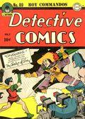 Detective Comics (1937 1st Series) 89