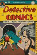Detective Comics (1937 1st Series) 106