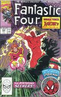 Fantastic Four (1961 1st Series) 342