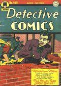 Detective Comics (1937 1st Series) 109