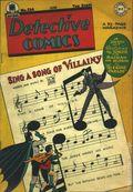 Detective Comics (1937 1st Series) 124