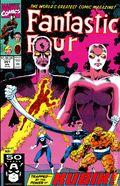Fantastic Four (1961 1st Series) 351