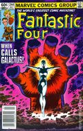 Fantastic Four (1961 1st Series) 244