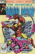 Iron Man (1968 1st Series) 168B