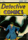 Detective Comics (1937 1st Series) 6