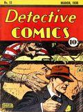 Detective Comics (1937 1st Series) 13