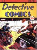 Detective Comics (1937 1st Series) 16