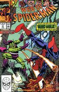 Web of Spider-Man (1985 1st Series) 67