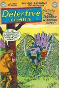 Detective Comics (1937 1st Series) 206