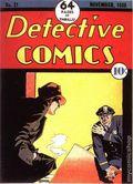 Detective Comics (1937 1st Series) 21