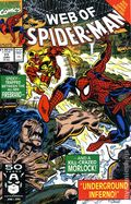 Web of Spider-Man (1985 1st Series) 77