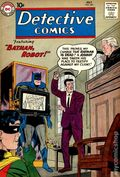 Detective Comics (1937 1st Series) 281