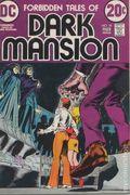 Forbidden Tales of Dark Mansion (1972 DC) 10