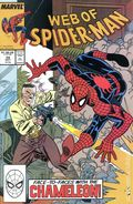 Web of Spider-Man (1985 1st Series) 54