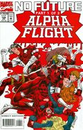 Alpha Flight (1983 1st Series) 128