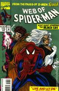 Web of Spider-Man (1985 1st Series) 113U