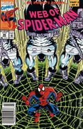 Web of Spider-Man (1985 1st Series) 98