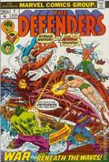 Defenders (1972 1st Series) 7