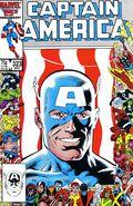 Captain America (1968 1st Series) 323
