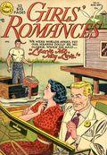 Girls' Romances (1950) 10