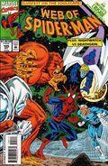 Web of Spider-Man (1985 1st Series) 105