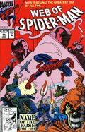 Web of Spider-Man (1985 1st Series) 84